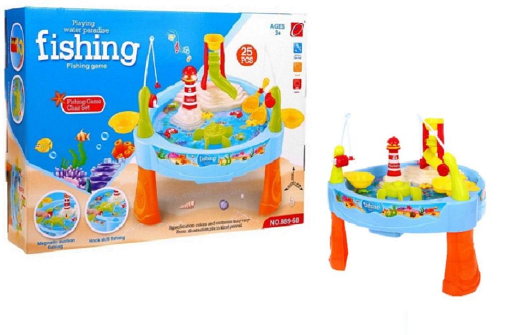 Angelspiel Fischköpfe Angeln Familienspiel Kinderspiel Fischfang Spiel